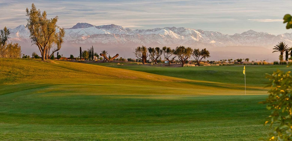 Golf Al Maaden Marrakech