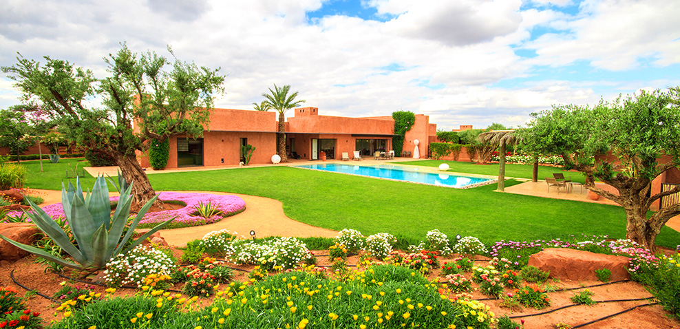 Location Villa Golf Marrakech